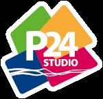 P24 Studio Logo