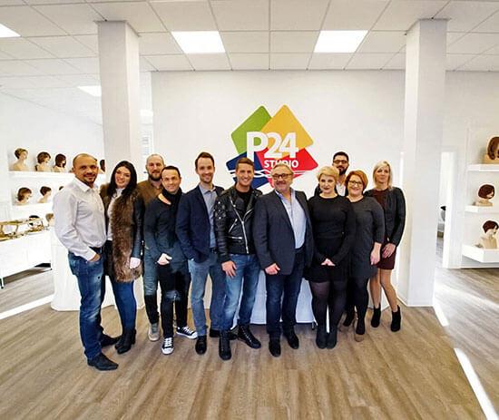 Das P24 Studio Team